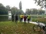 Rowerowe spotkania na szlakach Puszczy Zielonka - październik 2012 :: Rowerowe spotkania