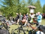 VI Rowerowa Pielgrzymka - Dąbrówka Kościelna 08.09.2013 :: VI Rowerowa Pielgrzymka
